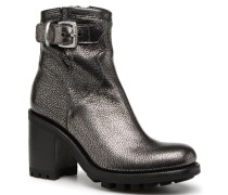 Justy 9 Small Gero Buckle Stiefeletten & Boots in silber