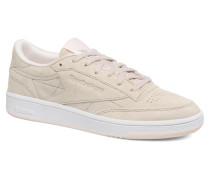 Club C 85 Tonal Nbk Sneaker in grau