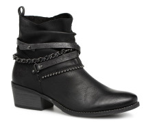 TESAR Stiefeletten & Boots in schwarz