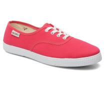 W Sneaker in rosa