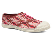 Tennis Losanges Sneaker in rosa