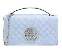 Glux Mini Wallet Portemonnaies & Clutches für Taschen in blau