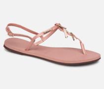 You Riviera Maxi Sandalen in rosa