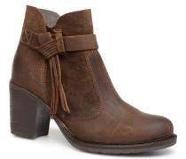Soria Crt Stiefeletten & Boots in braun