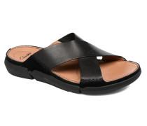 Trisand Cross Sandalen in schwarz