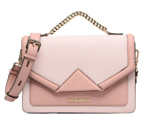 K Klassik Shoulderbag Handtasche in rosa