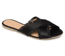 Muse sandal Clogs & Pantoletten in schwarz