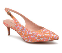 Pain d'épice Pumps in orange