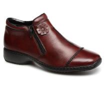 Cecylia L3888 Stiefeletten & Boots in weinrot