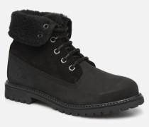 RIVER Stiefeletten & Boots in schwarz