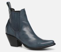 Estudio Stiefeletten & Boots in blau