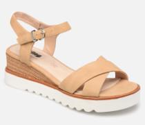 51091 Sandalen in beige