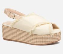 Afrane Sandalen in beige