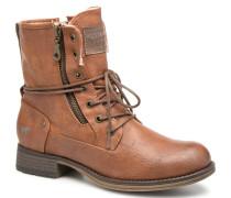 Mirna Stiefeletten & Boots in braun
