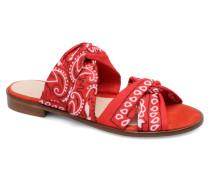 SMU VEGAS Clogs & Pantoletten in rot