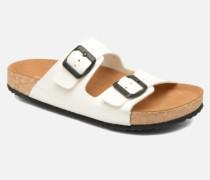 Waraji NE60 Clogs & Pantoletten in weiß