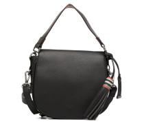 Wendy Saddle bag Handtasche in schwarz
