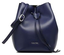 Rev Medium Bucket Handtasche in blau
