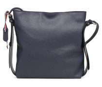 Liz Middle Shoulder Bag Handtasche in blau