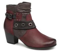 MurrayR Stiefeletten & Boots in weinrot