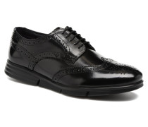 Newton Schnürschuhe in schwarz