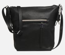 Mara Crossbody Handtasche in schwarz