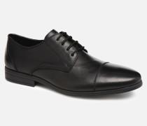 Manoa 11610 Schnürschuhe in schwarz