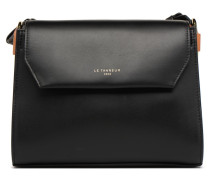 Crossbody Léa Handtasche in schwarz