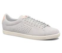 Charline Suede Sneaker in grau