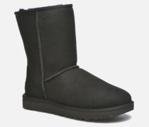 W Classic Short II Stiefeletten & Boots in schwarz
