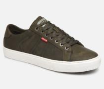 Levi's WOODWARD SPORTSWEAR Sneaker in grün