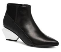Jacky Metal Mid Stiefeletten & Boots in schwarz