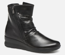 Phila Stiefeletten & Boots in schwarz