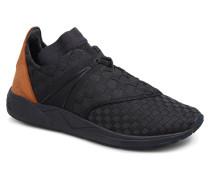 Eaglezero Braided SE15 Sneaker in schwarz