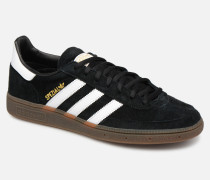 Handball Spezial Sneaker in schwarz