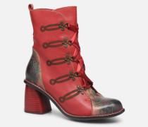 EVCAO 01 Stiefeletten & Boots in rot