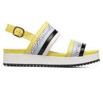 Pastel Belle #7 Sandalen in mehrfarbig