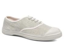Tennis Déperlantes Sneaker in grau