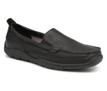 Sandspoint Venetian Slipper in schwarz