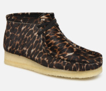 Wallabee Boot. Stiefeletten & Boots in mehrfarbig