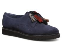 20467 Schnürschuhe in blau