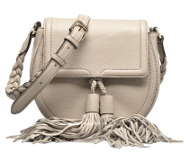 Isobel crossbody Handtasche in beige