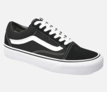 Old Skool W Sneaker in schwarz