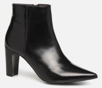 11329 Stiefeletten & Boots in schwarz