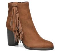 Anabella Stiefeletten & Boots in braun