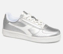 B.Elite L Metallic Wn Sneaker in silber