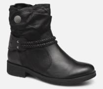 SANDRA NEW Stiefeletten & Boots in schwarz