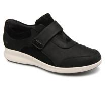 Un Adorn Lo Sneaker in schwarz