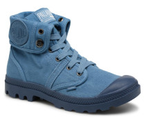 Us Baggy H Sneaker in blau