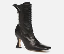 Yana Stiefeletten & Boots in schwarz
